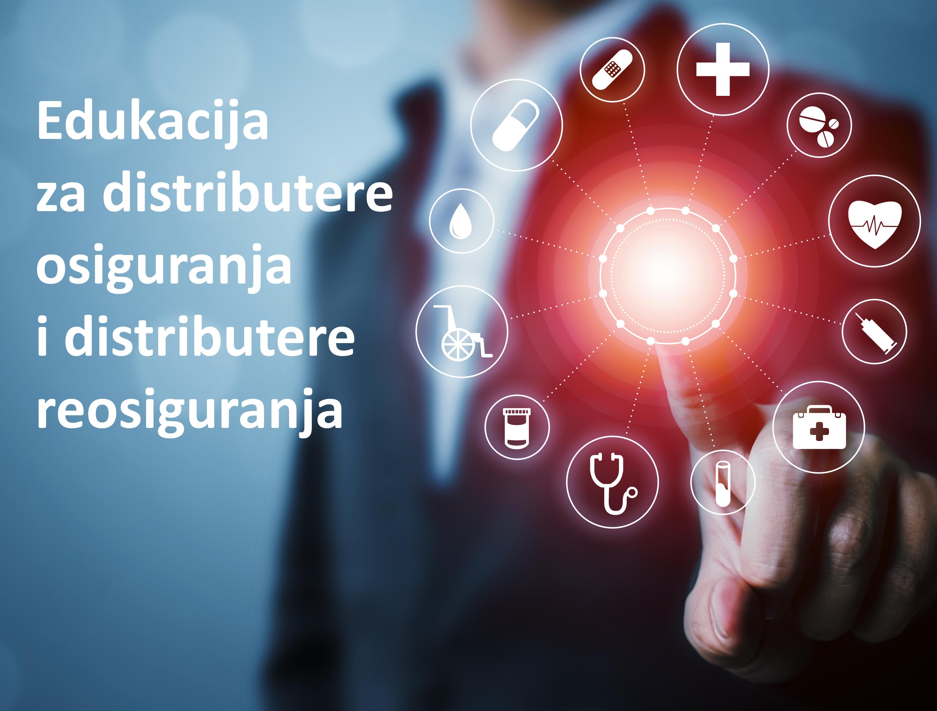 Edukacija za distributere osiguranja i distributere reosiguranja - Zajednički moduli